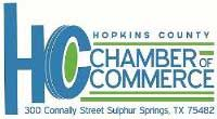 Member Hopkins County Chamber of Commerce